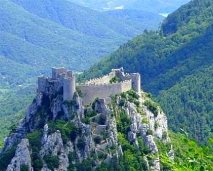 Chateau de Puylaurens