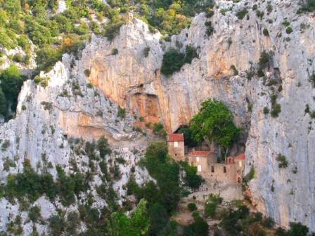 Hermitage - Gorges de Galamus