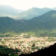Panorama de Quillan
