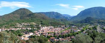 Vue de Quillan